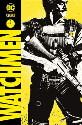 Coleccionable Watchmen (Cartoné) #3
