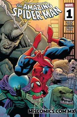 The Amazing Spider-Man (2019-) (Grapa) #1