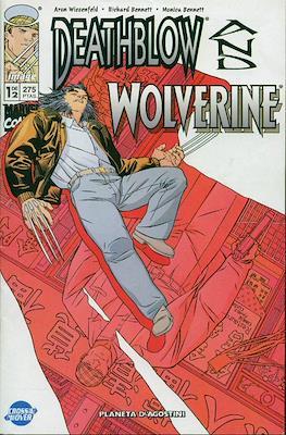 Deathblow and Wolverine. Línea Crossover