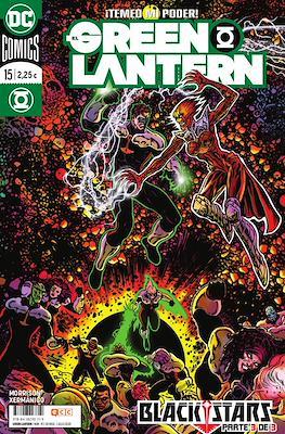 Green Lantern. Nuevo Universo DC / Hal Jordan y los Green Lantern Corps. Renacimiento (Grapa) #97/15