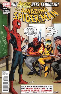 The Amazing Spider-Man Vol. 2 (1999-2014) (Comic-Book) #661