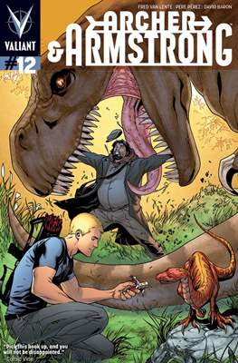 Archer & Armstrong (Comic Book) #12