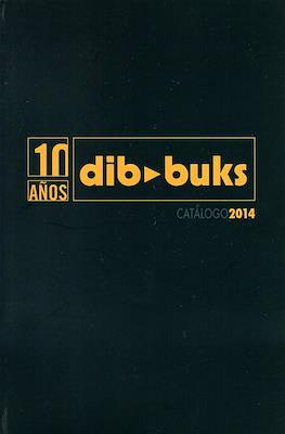 10 años Dibbuks catálogo 2014