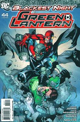 Green Lantern Vol. 4 (2005-2011) (Comic book) #44