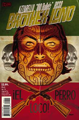 100 Bullets: Brother Lono (Comic Book) #8