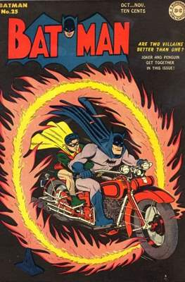 Batman Vol. 1 (1940-2011) (Comic Book) #25