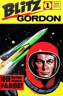 Blitz Gordon