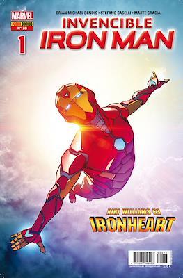 El Invencible Iron Man Vol. 2 (2011-) (Grapa - Rústica) #76