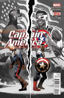 Captain America: Sam Wilson Vol 1 (Grapa) #2