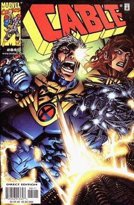 Cable Vol. 1 (1993-2002) (Comic-Book) #84