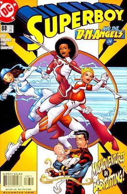 Superboy Vol. 4 (Comic Book) #88