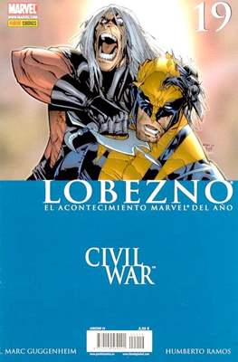 Lobezno vol. 4 (2006-2011) (Grapa) #19