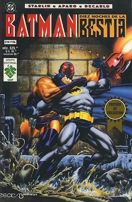 Batman. Diez noches de la bestia
