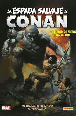 Biblioteca Conan. La Espada Salvaje de Conan (Cartoné 208-240 pp) #6