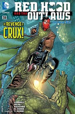 Red Hood and the Outlaws (2011-) New 52 (Comic-Book) #38