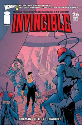 Invincible (Comic-book) #26