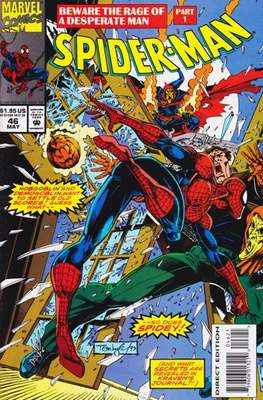 Spider-Man (Vol. 1 1990-2000) (Comic Book) #46