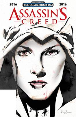 Assassin's Creed - Free Comic Book Day 2016