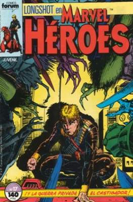 Marvel Héroes (1986-1993) (Grapa 32 pp) #17