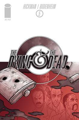The Dying and the Dead (Comic-book) #5