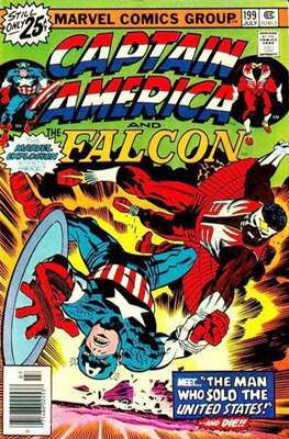 Captain America Vol. 1 (1968-1996) #199