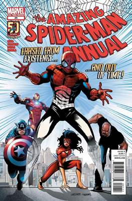 The Amazing Spider-Man Annual (Grapa, 48 págs.) #39