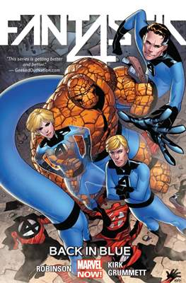 Fantastic Four Vol. 5 (Softcover) #3