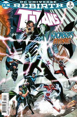 Titans Vol. 3 (2016- 2019) #3