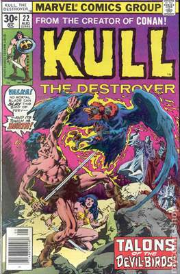 Kull the Conqueror / Kull the Destroyer (1971-1978) (comic-book) #22
