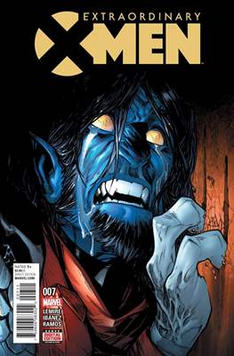 Extraordinary X-Men (Comic-book) #7