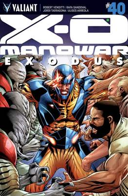 X-O Manowar (2012) (Comic-Book) #40