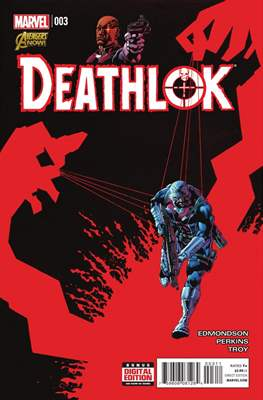 Deathlok Vol. 5 (Comic-Book / Digital) #3