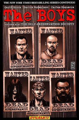 The Boys (Trade Paperback) #6