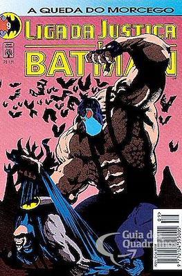 Liga da Justiça e Batman (Grapa) #9