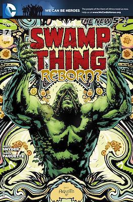 Swamp Thing Vol. 5 (2011-2015) #7