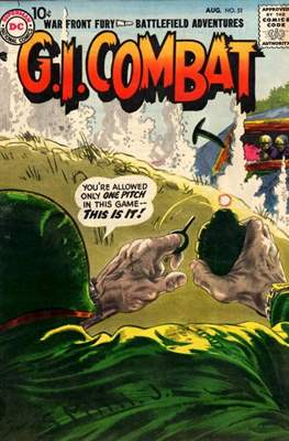 G.I. Combat (grapa) #51