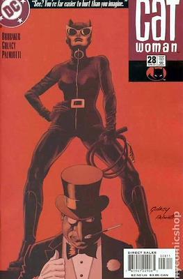 Catwoman Vol. 3 (2002-2008) (Comic Book) #28