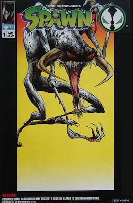 Spawn McFarlane's Toys Serie 1 Comic-books (Comic-book) #5