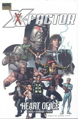 X-Factor Vol 3 (Hardcover) #4