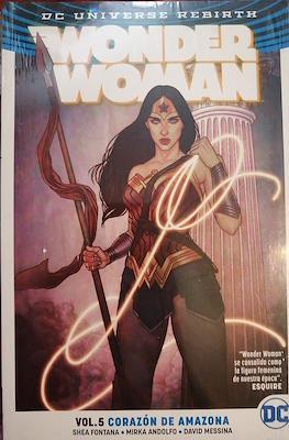 Wonder Woman (2017-...) (Rústica) #5