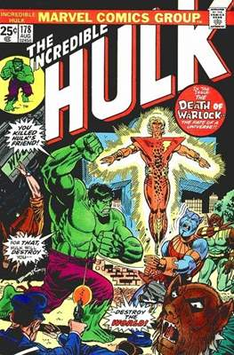The Incredible Hulk Vol.1 (Saddle-stitched. 1962-1999) #178