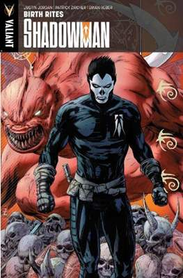 Shadowman (Softcover) #1