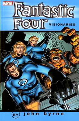 Fantastic Four Visionaries: John Byrne (Softcover) #0