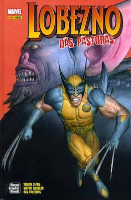 Lobezno por Das Pastoras. Marvel Graphic Novels