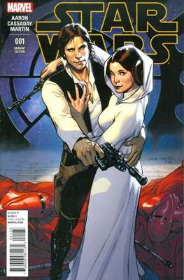 Star Wars Vol. 2 (2015-2019 Variant Cover)