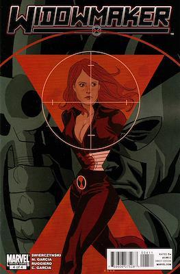 Widowmaker (Comic-book) #4