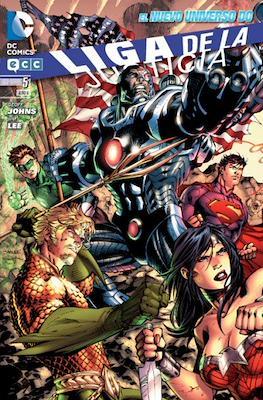 Liga de la Justicia. Nuevo Universo DC / Renacimiento (Grapa) #5