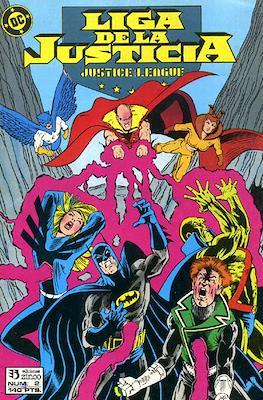 Liga de la Justicia / Liga de la Justicia internacional / Liga de la Justicia de America (1988-1992) (Grapa) #2