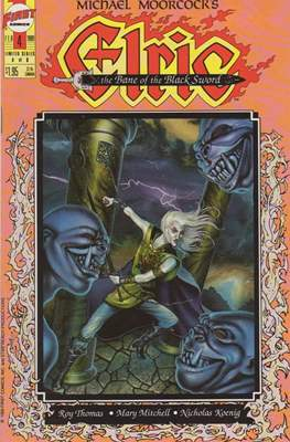 Elric: The Bane of the Black Sword (Comic book) #4