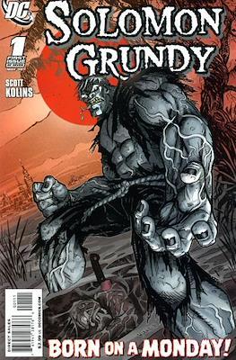 Solomon Grundy (2009) (Saddle-stitched) #1